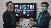 UKU dan Cairin Bekali Milenial Palembang Soal Inovasi Fintech