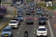 PSBB Total, Ganjil Genap Tak Berlaku dan Mobil Berisi Penumpang Beda Domisili Dibatasi 2 Orang