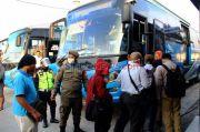 DKI PSBB Total, Frekuensi dan Kapasitas Transportasi Umum Dibatasi