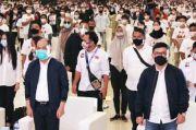 Pasangan Ben-Ujang Janjikan Buka 50.000 Lapangan Kerja di Kalteng