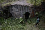Benteng Belanda Cikahuripan Saksi Bisu Masa Perjuangan di Bandung Utara