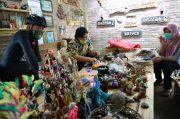 Sepi Pembeli Selama Pandemi, Pedagang di Magelang Ini Curhat ke Ganjar