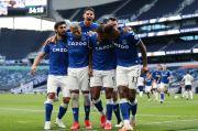 Kalahkan Tottenham, James Nikmati Debut Manis Bersama Everton