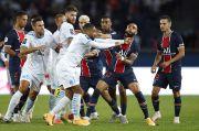 Neymar Pukul Lawan, Keributan Pecah di Laga PSG kontra Marseille