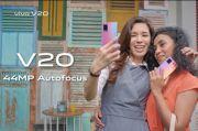 Vivo Konfirmasi Kehadiran Ponsel V20 dan V20 SE ke Indonesia