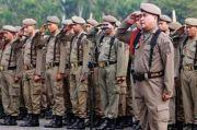 Ratusan Personel Satpol PP Jaktim Awasi Penerapan Protokol Kesehatan di Perkantoran