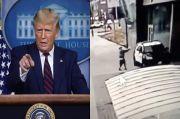 Trump Minta Penembak dan Penyerang 2 Polisi Los Angeles Dihukum Mati