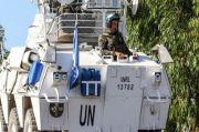 Puluhan Pasukan Penjaga Perdamaian PBB di Lebanon Terinfeksi Covid-19