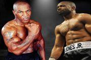 Ngeri Amuk Mike Tyson di Ronde 1, Jones: Lengah Sedikit, Hancur!