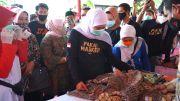 Gubernur Khofifah Mendorong Perajin Batik Ajukan HKI
