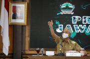 Jakarta Berlakukan PSBB, Ini Pesan Ganjar untuk Warga Jateng