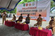 Kader Relawan COVID-19 di Kabupaten Luwu Diberi Pelatihan Khusus
