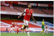Arsenal Utus Ian Wright Temui Ayah Aubameyang Agar Perbarui Kontrak