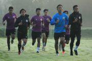 Usai Ikuti Turnamen Uji Coba , Timnas U-19 Kembali Gelar Latihan