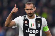 Chiellini Akui Luis Suarez Terus Dirayu Juventus