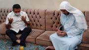 Jenguk Syekh Ali Jaber, Moeldoko Tegaskan Pemerintah Kecam Kekerasan terhadap Ulama