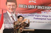 Fadel Muhammad Desak Presiden Percepat Vaksin Covid-19