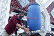 PSBB Diperketat, Masjid At Tin TMII Urung Gelar Salat Jumat