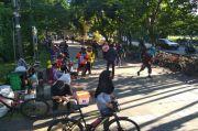 Bogor Zona Merah Lagi, Warga Dilarang Bersepeda dan Jogging di Lingkar Kebun Raya