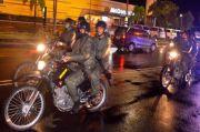 Disiplinkan Masyarakat Selama PSBB, Aparat Gabungan Sisir Jakarta Barat Setiap Hari