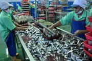 Ekspor Agustus Anjlok, Industri Pengolahan Turun 4,91%