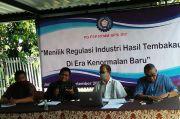 Lewat RPJM, Pemerintah Dinilai Melemahkan Industri Rokok Nasional