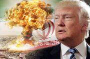 Trump: AS Akan Balas Serangan Iran 1.000 Kali Lebih Dahsyat