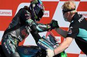 Lorenzo Kirimkan Pesan pada Pemenang MotoGP Misano