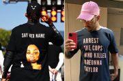 FIA Selidiki Hamilton Terkait Kaus Tangkap Polisi Pembunuh Breonna Taylor