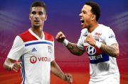 Aouar dan Depay Masuk Target Klub Papan Atas Eropa, Juninho: Belum Ada Tawaran Resmi