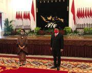 Jadi Dubes, Sukmo Harsono Ungkap Pesan Jokowi dan Menlu