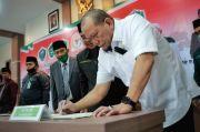 La Nyalla Siap Perjuangkan Pendiri Al Wasliyah Jadi Pahlawan Nasional