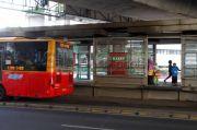 Dukung PSBB Ketat, Mulai Besok Transjakarta Ubah Jam Operasional