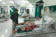 TNI Tanggung Biaya Pengobatan 2 Korban Penembakan KKB Papua