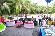 Bupati Agus Hadiri Peletakan Batu Pertama Mesjid Nur-Hijrah Makmur Jaya