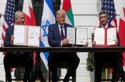 Teks Lengkap Kesepakatan Ibrahim yang Diteken Israel, UEA dan Bahrain