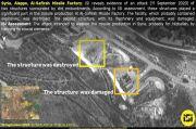 Terungkap, Israel Bombardir Pabrik Rudal Suriah saat Peringatan 9/11 AS