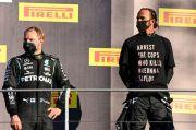 Sempat Disorot FIA, Hamilton Tetap Keras Teriak Keadilan Ras
