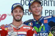Valentino Rossi : Yamaha Pantas Gaet Andrea Dovizioso