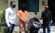 Pemuda Ini Gadaikan Sepeda Motor yang Disewanya untuk Pulang Kampung