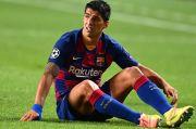 Masa Depan Suarez Tak Jelas, Barcelona Bidik Striker Baru