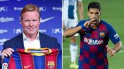Ronald Koeman Jamin Luis Suarez Masuk Skuat Barcelona