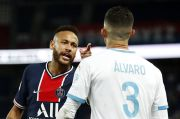 Neymar Jr Dihukum Larangan Bermain Dua Pertandingan