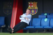 Celaka, Koeman Tak Bisa Dampingi Lionel Messi di Laga Resmi Liga Spanyol 2020/2021