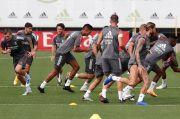 Sembilan Pemain Bermasalah, Zidane Pening Jelang Laga Pembuka La Liga