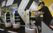 Robot Kapsul Bantu Layani Restoran di Korea Selatan