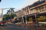 Kebakaran Gedung Kejagung, Bareskrim Simpulkan Ada Unsur Pidana