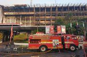 Pelaku Pidana Kebakaran Gedung Kejagung Terancam 15 Tahun Penjara