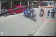 Beraksi di Siang Bolong, 2 Jambret Rampas Tas Wanita di Tambora