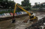 Antisipasi Banjir, Puluhan Drainase di Jakarta Utara Dibenahi